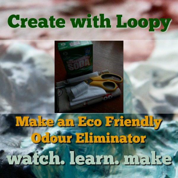 Make an Eco Friendly Odour Eliminator