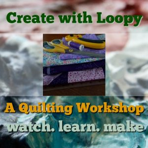 Join Me For a Quilting Workshop