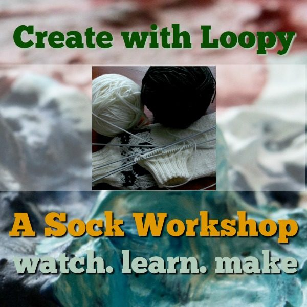 Hand Knitted Sock Workshop